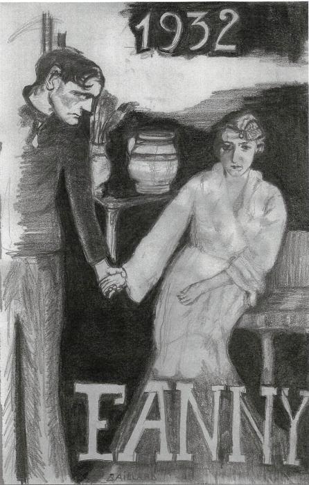 Orane Demazis, Pierre Fresnay by CatherineGaillard
